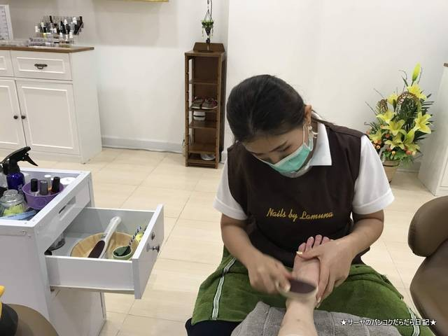 Nails by Lamuna ネイルサロン プラカノン (6)