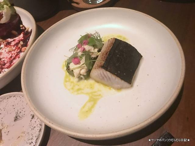 OLTA バンコク 英国料理 タイ レストラン サトーン (12)