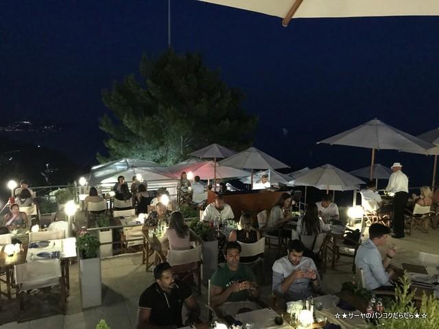 Restaurant Panorama ドゥブロヴニク クロアチア おすすめ (1)