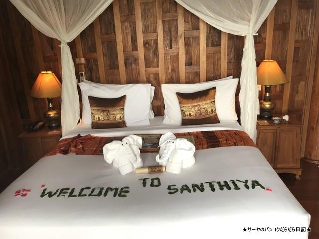 Room Santhiya Koh Yao Yai Resort ヤオヤイ  (3)