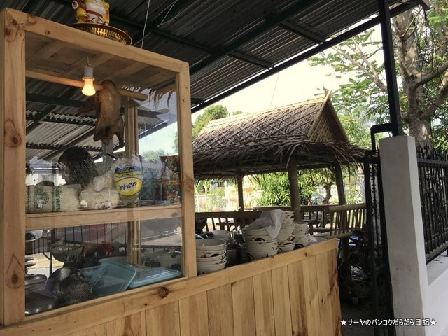 クイッティアオペット 鴨麺 タイ料理 ナコンナヨック (6)