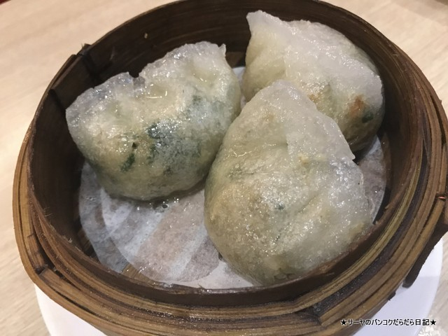 Her Cheun Fong 飲茶 バンコク 中華街 夜 ディナー お手軽 (2)
