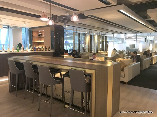 MIRACLE FIRST CLASS LOUNGE Gate G BKK (7)