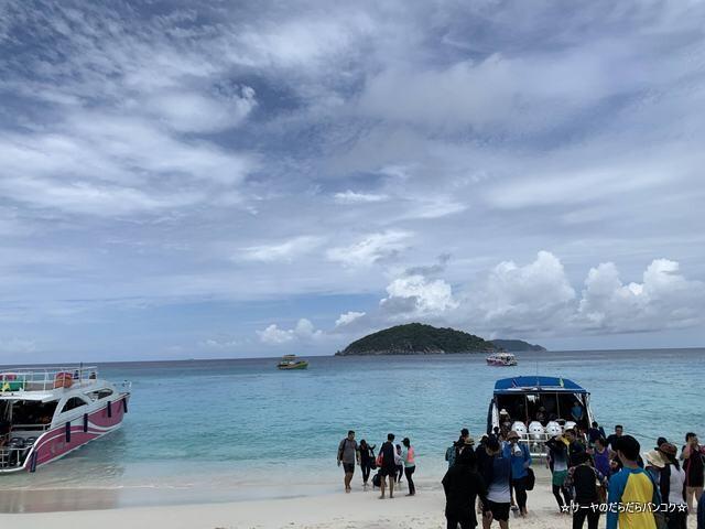 プーケット シミラン諸島ツアー タイ国内旅行 (11)