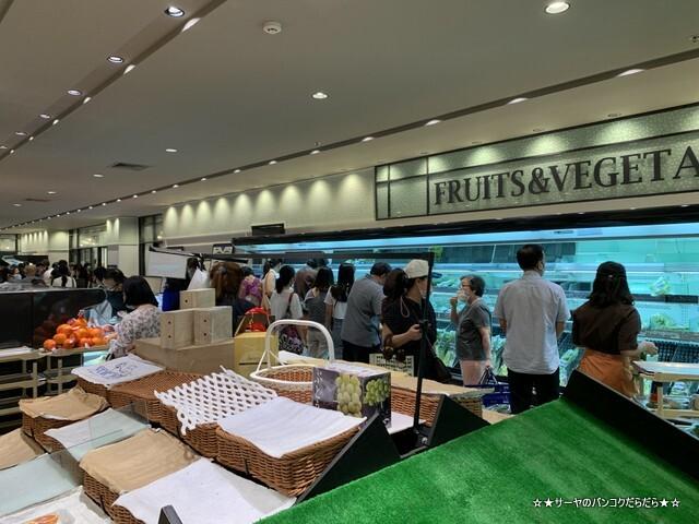 伊勢丹 バンコク 閉店 ISETAN さよなら (6)