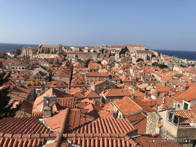 ドブロブニク城壁巡り wall Dubrovnik 魔女の宅急便 (22)