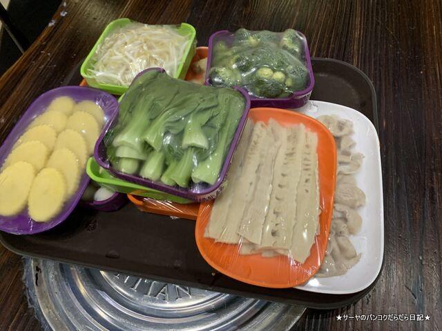 Chong Qing Suki 火鍋 バンコク 麻辣 (7)