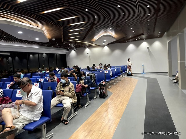 TRANG AIRPORT トラン空港 タイ旅行 (6)