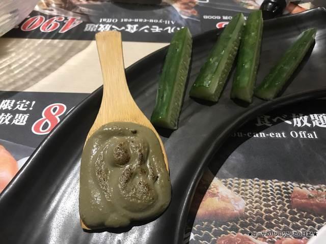 EZOYA えぞや バンコク 和食 2018 (4)