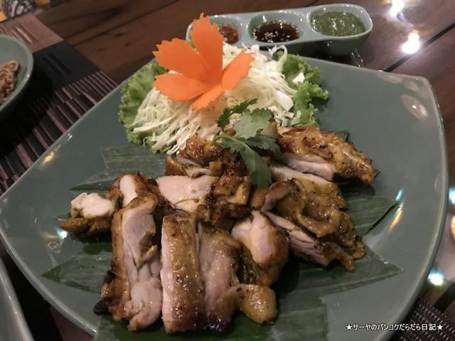balee laos バリーラオス タイ料理 バンコク ガイヤーン