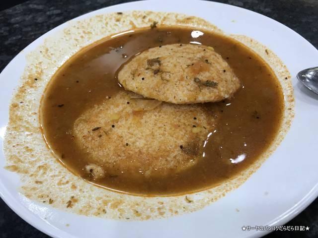 Dhanalakshmi grand ローカルレストラン バンガロール ドーサ (7)