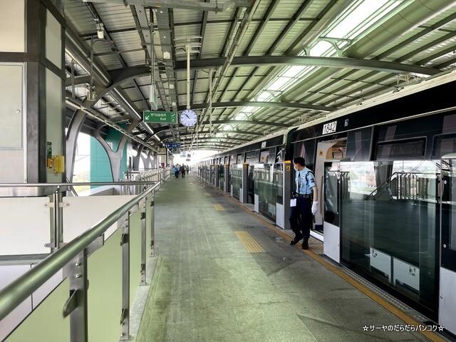 Khu Khot駅 クーコーット駅 bangkok (3)