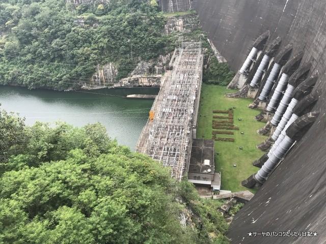 Bhumibol Dam プミポンダム ターク TAK (3)