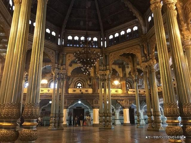 Mysore Palace マイソールパレス マイスール 南インド (18)