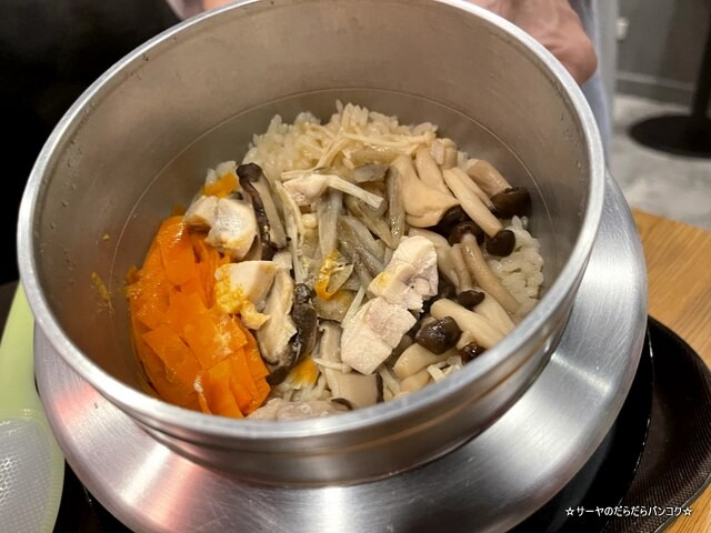 小料理 結び KORYORI MUSUBI バンコク 和食 (15)