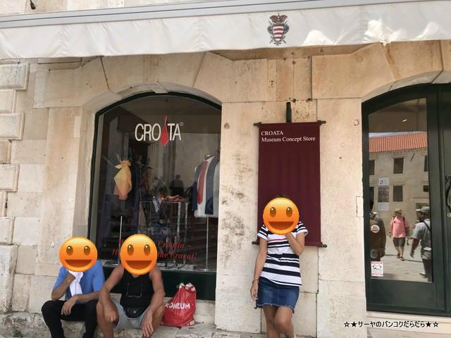 CROATA クロアタ ネクタイ 発祥 クロアチア 土産 ネクタイ