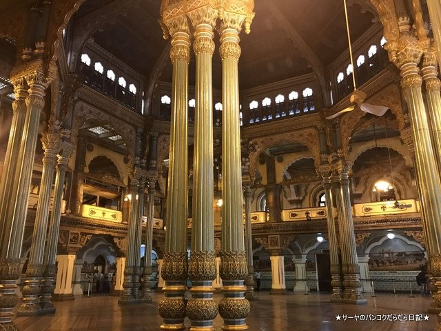Mysore Palace マイソールパレス マイスール 南インド (16)