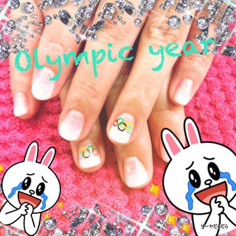 バンコク ネイル デザイ オリンピック