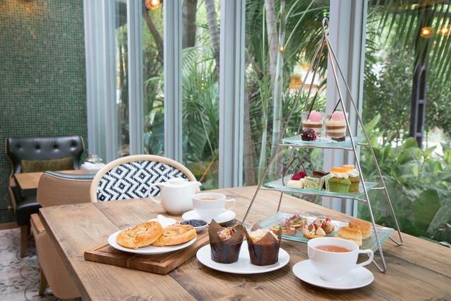 Afternoon tea set_Dusit Gourmet