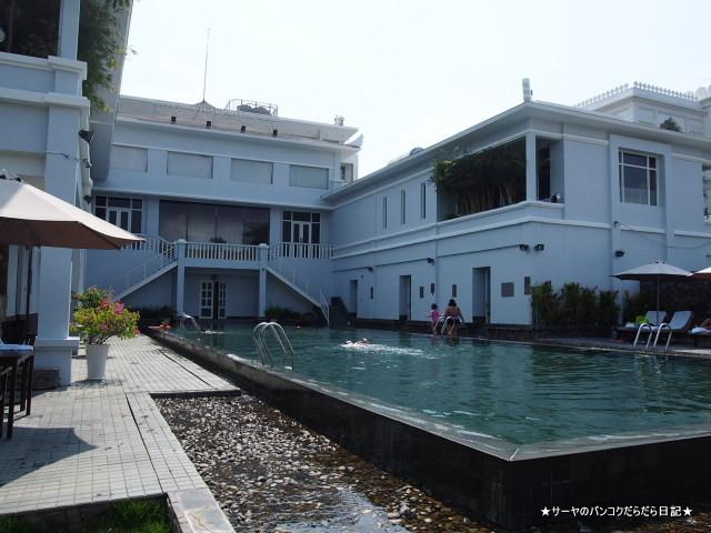 Anna Sanctuary Wellness Spa フィットネス プール
