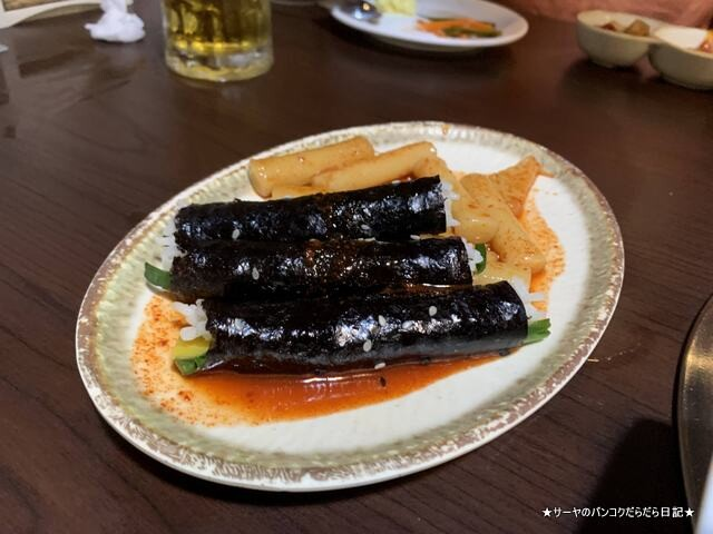 Todam KoreanB.B.Q トンロー 韓国料理 (5)