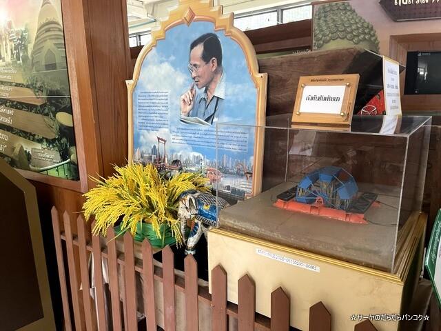 バンコク・バンケーン区郷土博物館 ラーチャパッド大学 (14)