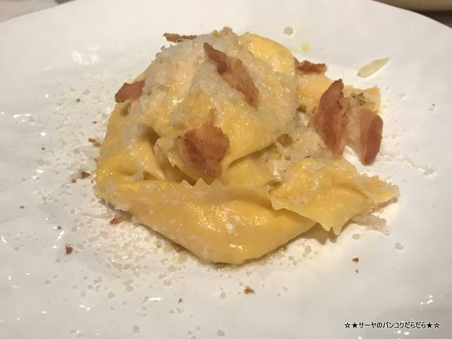 sensi バンコク イタリアン ナラティワート 2019 ブログ (15)