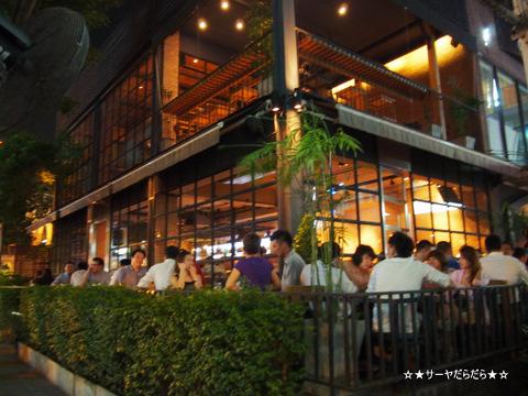 mellow バンコク レストラン タイ