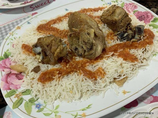 Shahrazad シャラザード エジプト料理 バンコク (5)