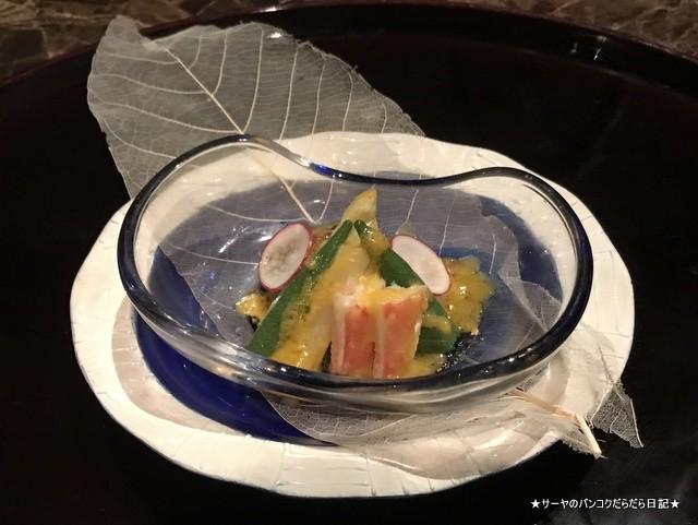 Bangkok Okura Yamazato 高級 和食 バンコク
