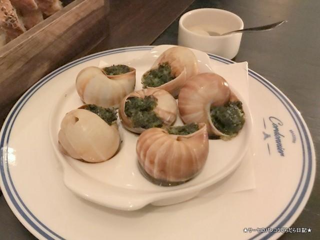 Brasserie Cordonnier NANA bangkokフレンチ エスカルゴ