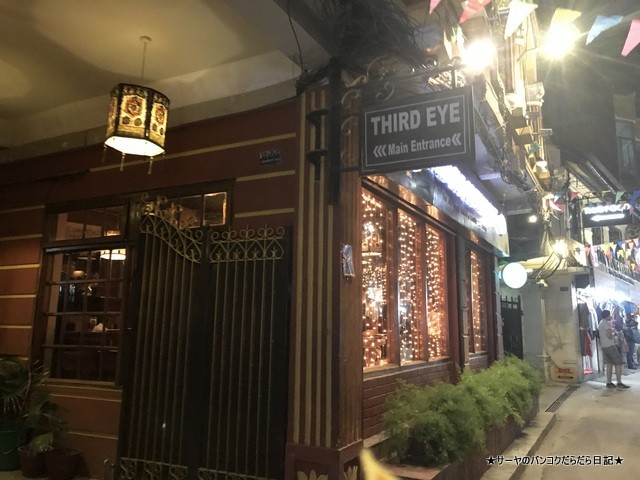 third eye サードアイ ネパール カトマンズ (2)