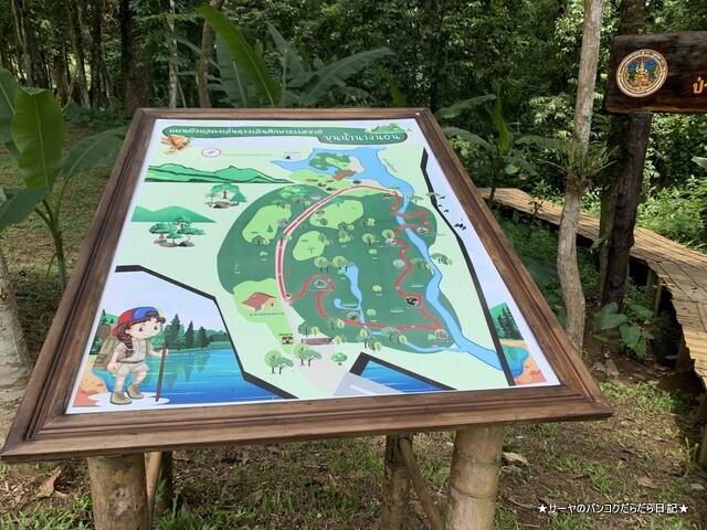 タムルアンクンナムナン非森林公園 Khunnam Nangnon (9)