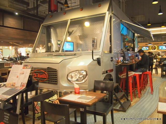 La Monita Taco Truck メキシカン バンコク Mexican