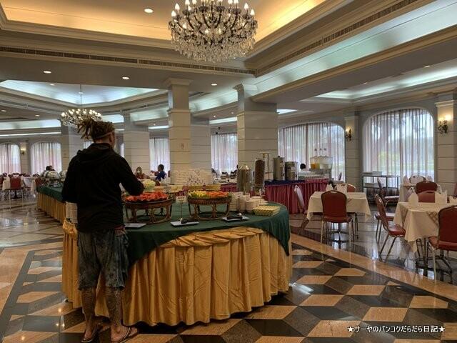 Royal Rattanakosin Hotel ロイヤルホテル バンコク (16)