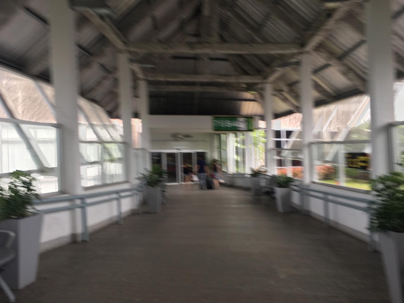 Krabi Airport クラビ空港 (1)