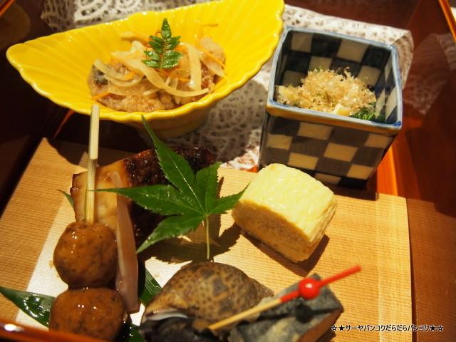 北王路 KITAOJI bangkok 和食 バンコク サーヤ