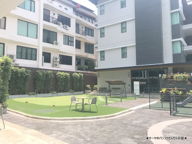 パラ PALA Residence バンコク 家族向け コンドミニアム (37)