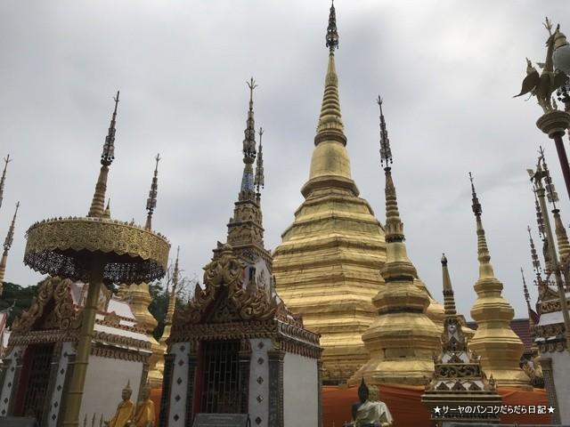 Wat Phra Borommathat ワット ターク タンブン (9)