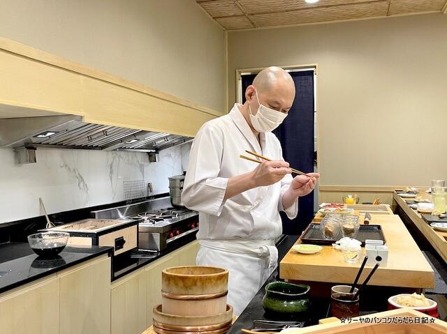 鮨 みさき 空 SUSHI MISAKI SORA sushi  バンコク (10)