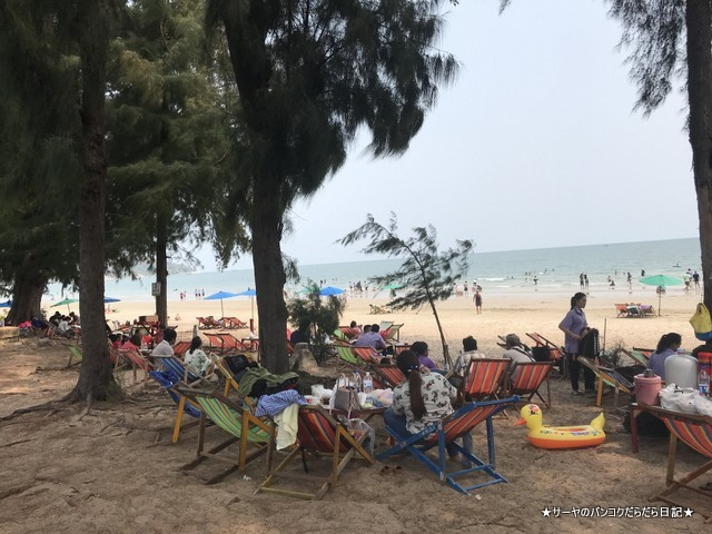 Suan Son Pradiphat ホアヒン 公共ビーチ (1)
