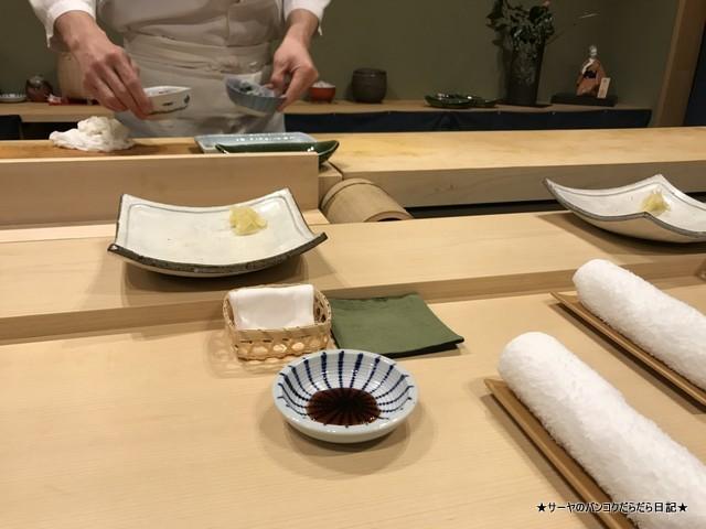 鮨 かねみつ SUSHI KANEMITSU 銀座 ザギンデシースー (2)