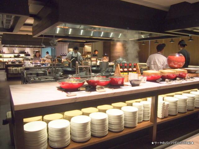 goji bangkok マリオット ホテル ビュッフェ 豪華 (6)