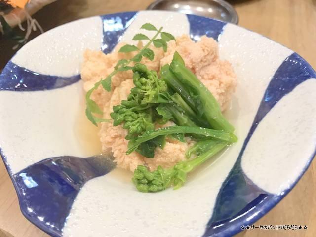 喜多郎寿し kitarosushi バンコク 和食 日本料理 (8)