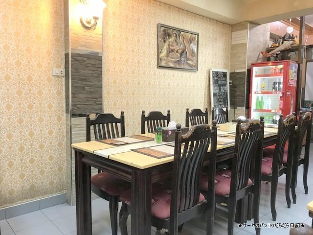 royal dosa プラトゥナム インド料理 バンコク inside indian bkk