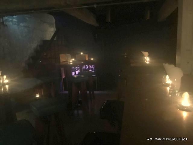 Bunker バンカー オシャレ BAR デート バンコク サトーン (4)