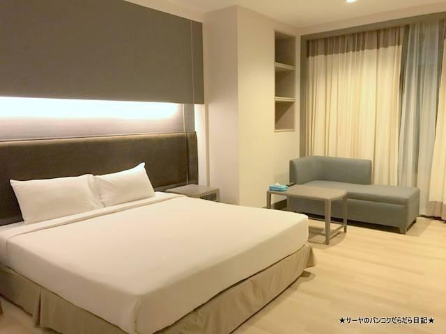 ジャスミン シティ ホテル Jasmine City Hote バンコク (2)