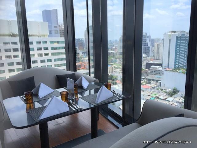 medini bangkok ホテル ビュッフェ バンコク
