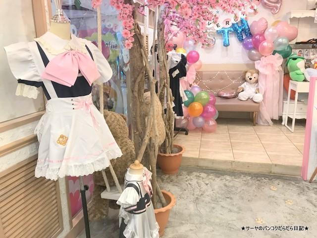 メイドカフェ バンコク maidreamin めいどりーみん 夢の国 (19)