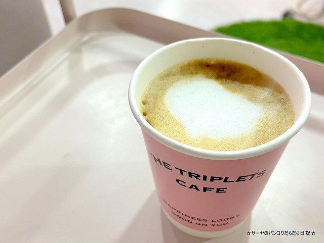 The Triplets Cafe X Nail Bar バンコク (11)